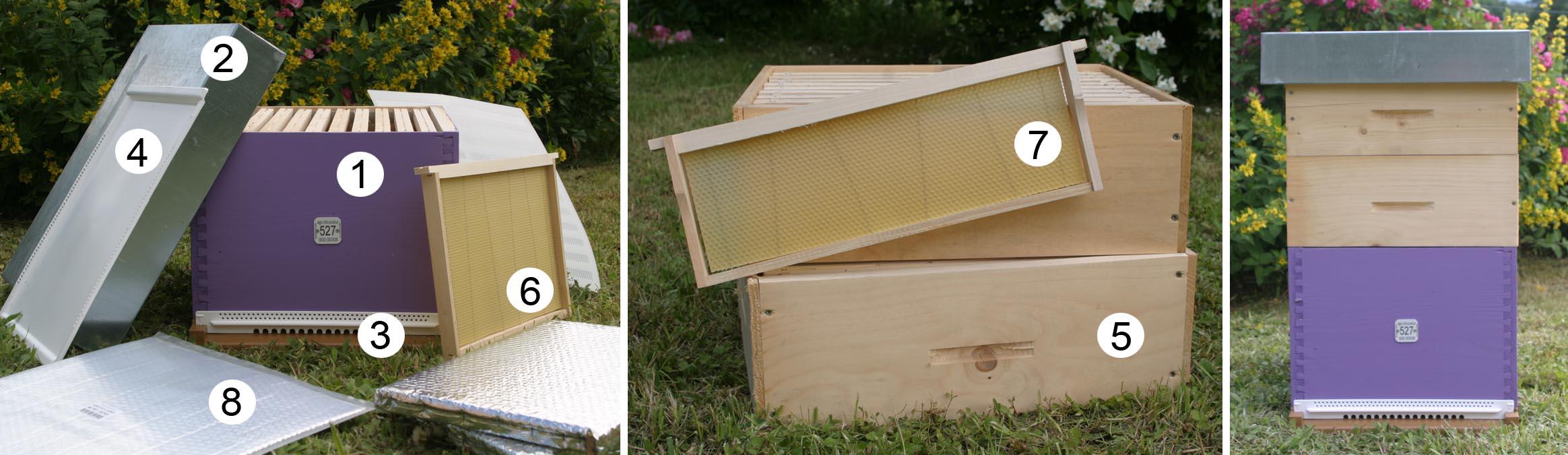 parrainage de ruche. Black Bedroom Furniture Sets. Home Design Ideas